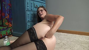 Kendra Lynn In Teen Floosie Opens Up Both Of Her Holes Be beneficial to Us!