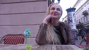 Euro slut gets flooded with sperm mesh a grouchy experience